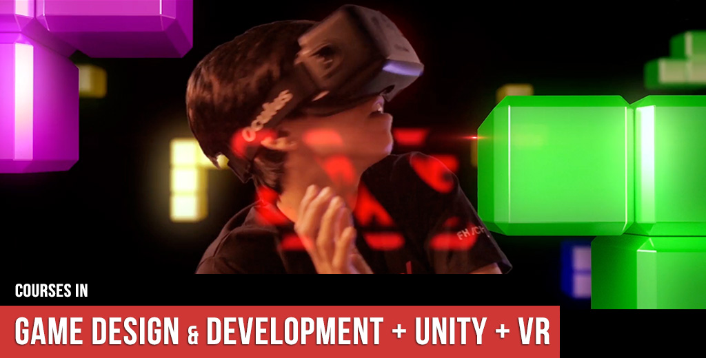 Game Design & Development + Game Art – Diploma & Certificate